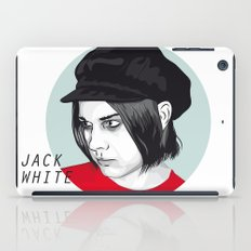 JACK WHITE iPad Case