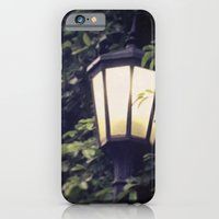 Overgrown Lamp iPhone 6 Slim Case