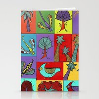 Quilt Blocks Stationery Cards
