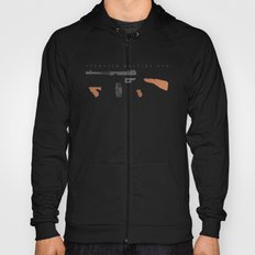 Thompson Machine Gun Hoody