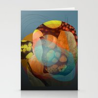 the abstract dream 21 Stationery Cards