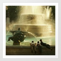 What Would You Do If You… Art Print