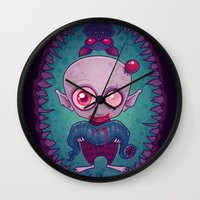 Nosferatu Jr. Wall Clock