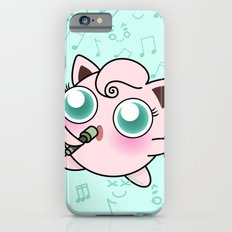Cute Jiggly puff iPhone 6s Slim Case