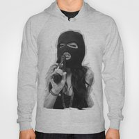 Kiss The Girl Hoody