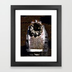 Harry - Art Print Only Framed Art Print
