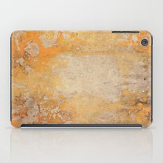 Fire Skull I Part I iPad Case