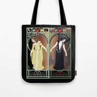Legend Nouveau - Mirrore… Tote Bag