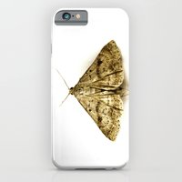 iPhone & iPod Case featuring Moth by Ruben Alexander
