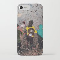 butterfly iPhone & iPod Cases featuring Butterfly by Lerson