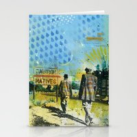 native Stationery Cards featuring Native by MATEO