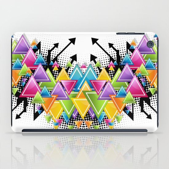 Vector Funk!  iPad Case