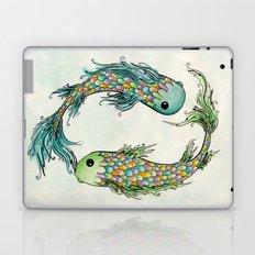 Chasing Tails Laptop & iPad Skin