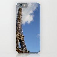 eiffel t0wer iPhone 6 Slim Case