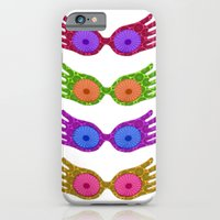 iPhone & iPod Case featuring Luna's Spectrespecs by Paige Norman