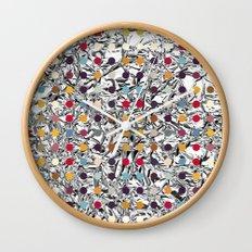 Hyetal Wall Clock
