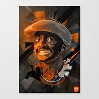 Donny Hathaway Canvas Print