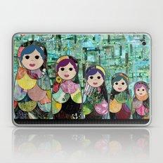 Matryoshka Nesting Dolls Laptop & iPad Skin