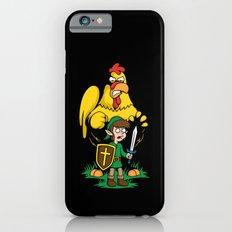 The Legend of Ernie (dark background) iPhone 6 Slim Case