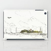 îlet Gosier - Guadeloupe - France iPad Case