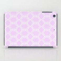 Honeycomb Doily  iPad Case
