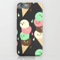 Ice Cream Social iPhone 6 Slim Case