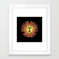 MOSSAD - 039 Framed Art Print