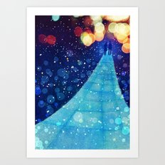 Forever With You Art Print