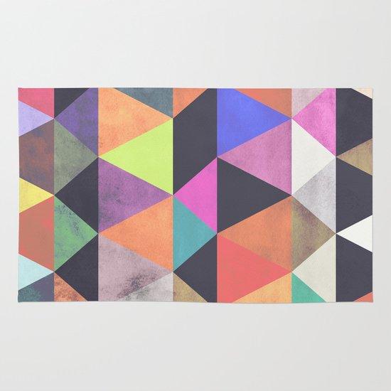 colour + pattern 12 Area & Throw Rug