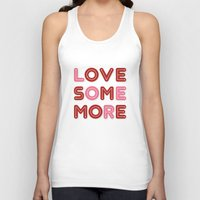 Love Some More Unisex Tank Top
