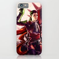 Dragon Age Inquisition - Cleo the human rogue iPhone 6 Slim Case