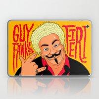 Guy Fawkesieri  Laptop & iPad Skin