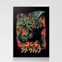 Clash of Gods: Remake Stationery Cards