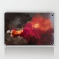 Fire dress Laptop & iPad Skin