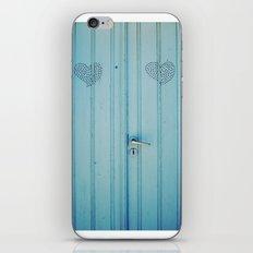 The Love Door iPhone & iPod Skin