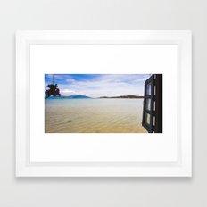Koh Samui Framed Art Print