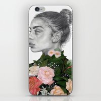 He Lives In My Heart iPhone & iPod Skin