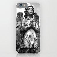 The angel prays iPhone 6 Slim Case