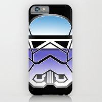 Trooper in disguise iPhone 6 Slim Case