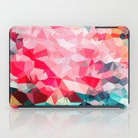 Polygon Pattern II iPad Case
