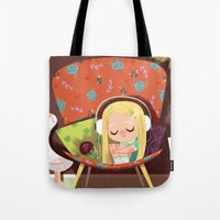 Slow It Down Tote Bag