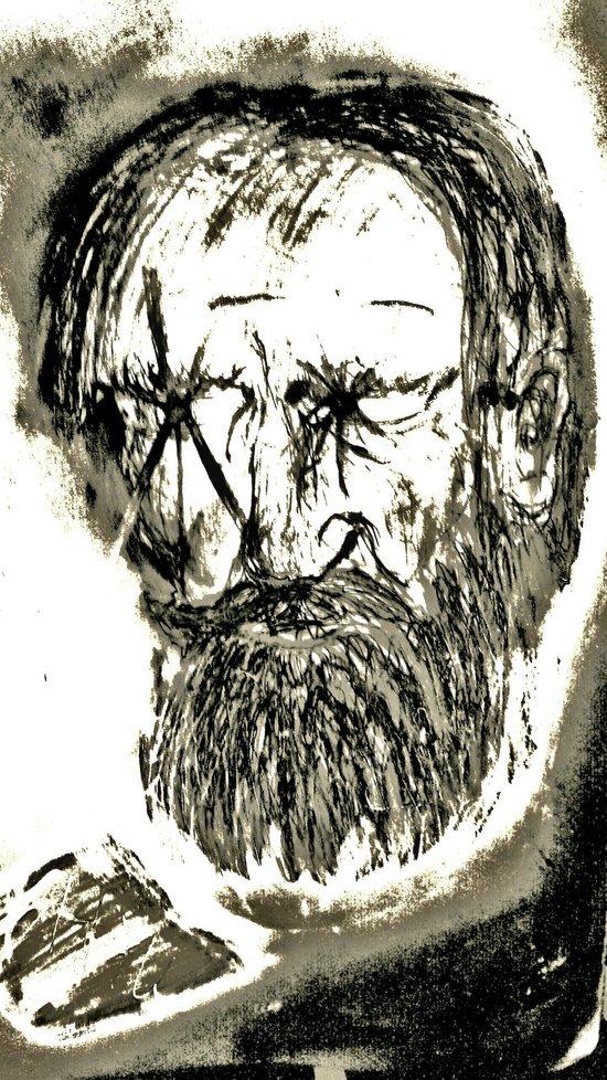 Bernard Shaw Art Print