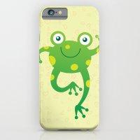 Sweet Baby Frog iPhone 6 Slim Case