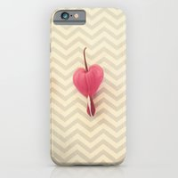 Chevron Hearts iPhone 6 Slim Case