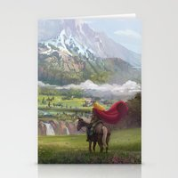 EPic Vista  Stationery Cards