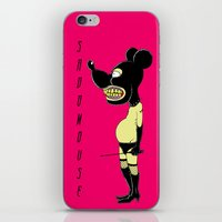 Sadomouse iPhone & iPod Skin