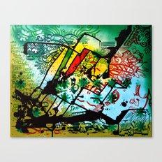 Transformation No.1 Canvas Print