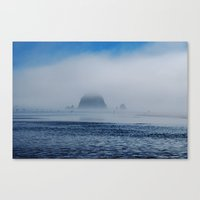 Sift Canvas Print