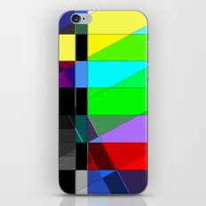 Black out. iPhone & iPod Skin