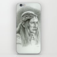 Galadriel iPhone & iPod Skin